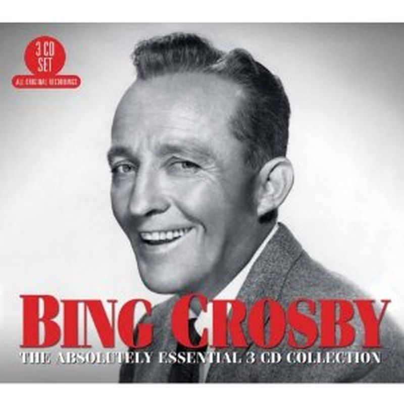 Bing Crosby - The Absolutely Essential - 3 Cd Set
