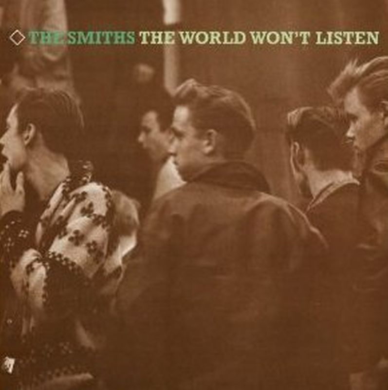 Smiths - World Won't Listen - 2 Vinyl Set