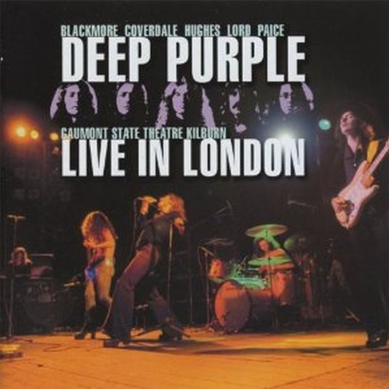 Deep Purple - Live In London 1974 (remastered - 2 Cd Set)