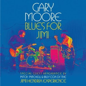 Gary Moore - Blues For Jimi - Cd