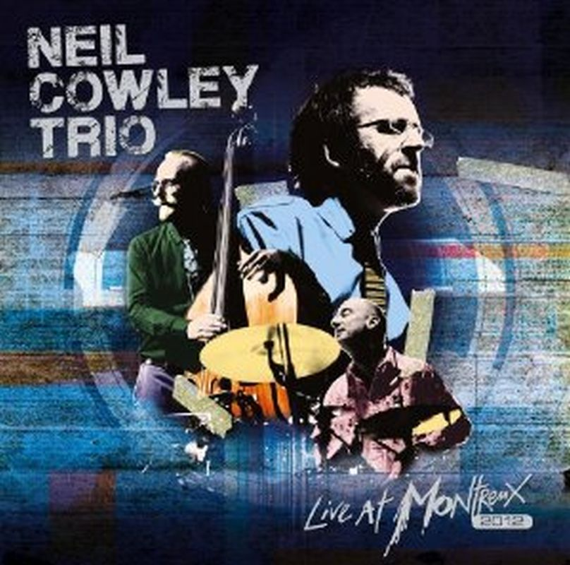 Neil Cowley Trio - 2012: Live At Montreux - Cd