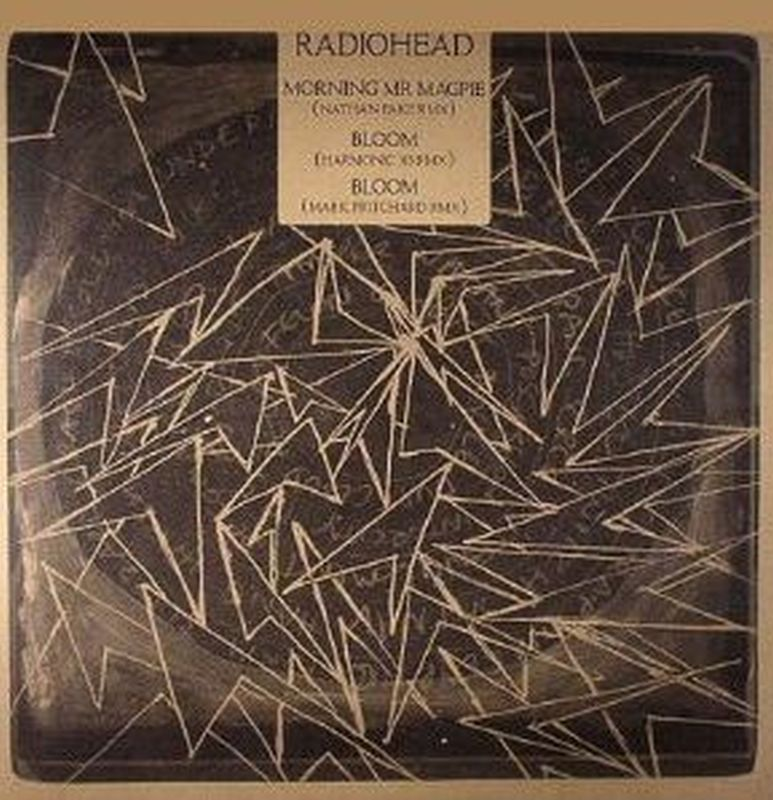 Radiohead - Morning Mr. Magpie/bloom (3 Tracks - Lp)