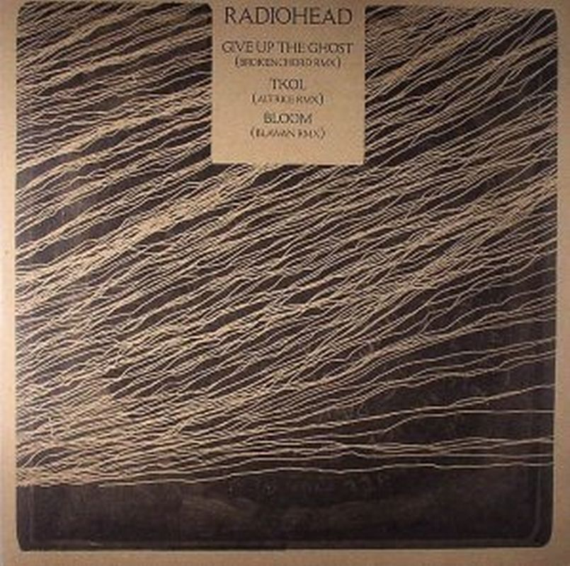 Radiohead - Give Up The Ghost/tkol/bloom:rmx - Vinyl