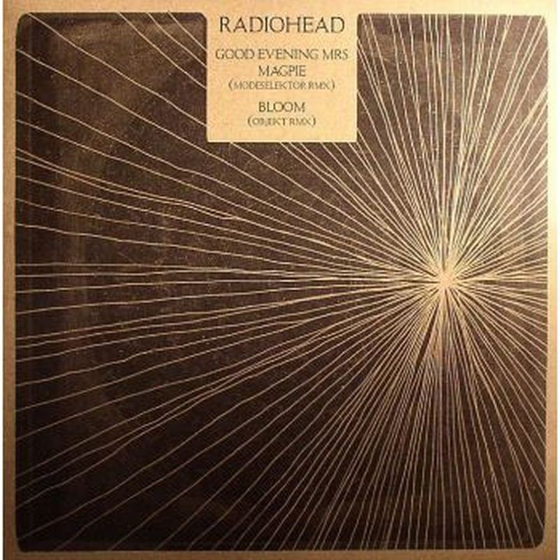 Radiohead - Good Evening Mrs Magpie/bloom: Rmx - Vinyl