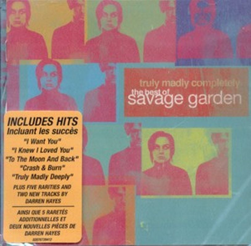 Savage garden savage garden ape savage garden savagegarden savagegarden for I knew i loved you by savage garden