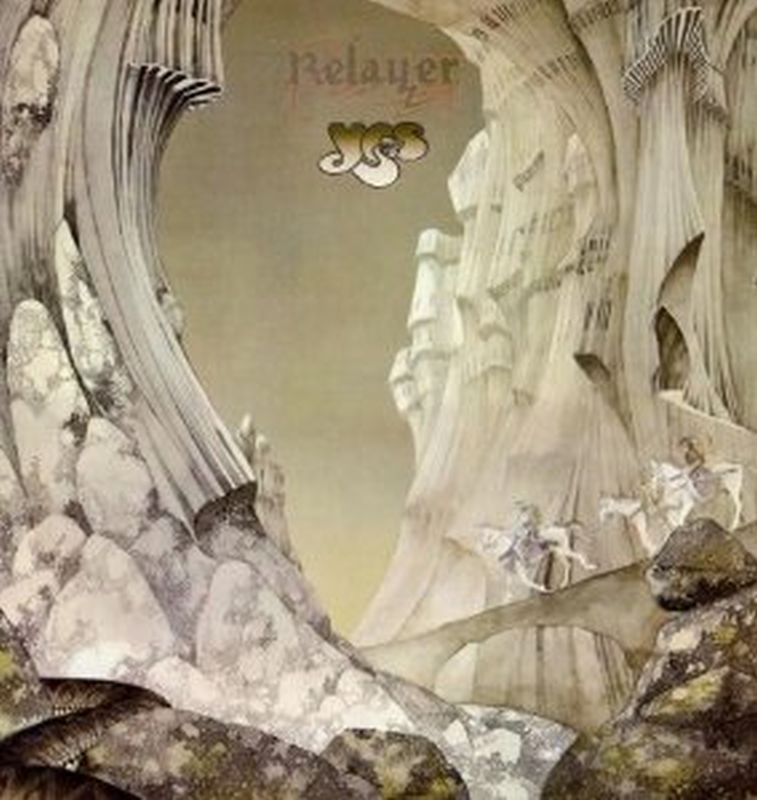 Yes - Relayer (180g - Vinyl)