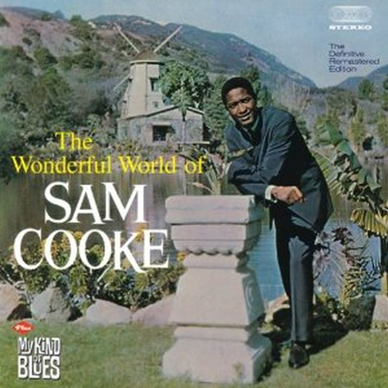 Sam Cooke - Wonderful World Of../my Kind Of Blues - Cd