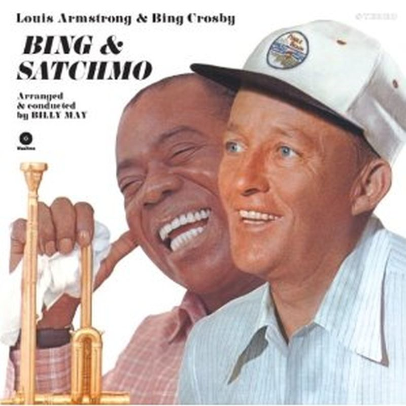 Louis Armstrong/Bing Crosby - Bing And Satchmo (limited/180g/rm/bonus - Lp)