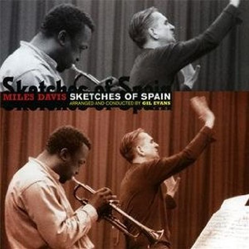 Miles Davis - Sketches Of Spain - Cd