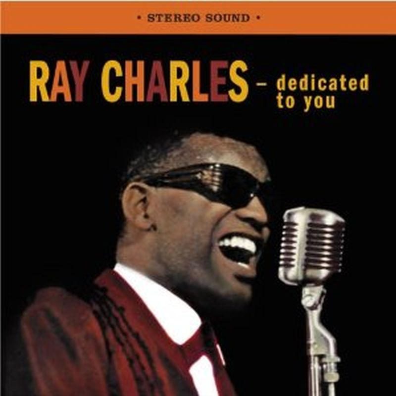 Ray Charles - Dedicated To You/genius Sings Blues - Cd