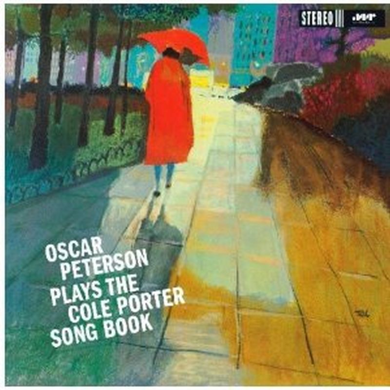 Oscar Peterson - Plays The Cole Porter Song Book (ltd/180g/rm/bonus - Lp)