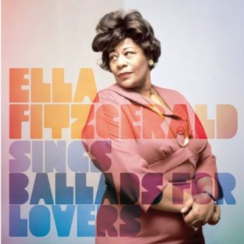 Ella Fitzgerald - Sings Ballads For Lovers - Cd