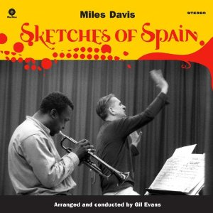 Miles Davis - Sketches Of Spain (limited/180g/rm/bonus Track - Lp)
