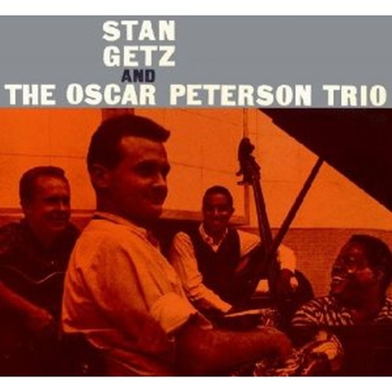 Stan Getz/Peterson - Stan Getz &oscar Peterson Trio - Cd
