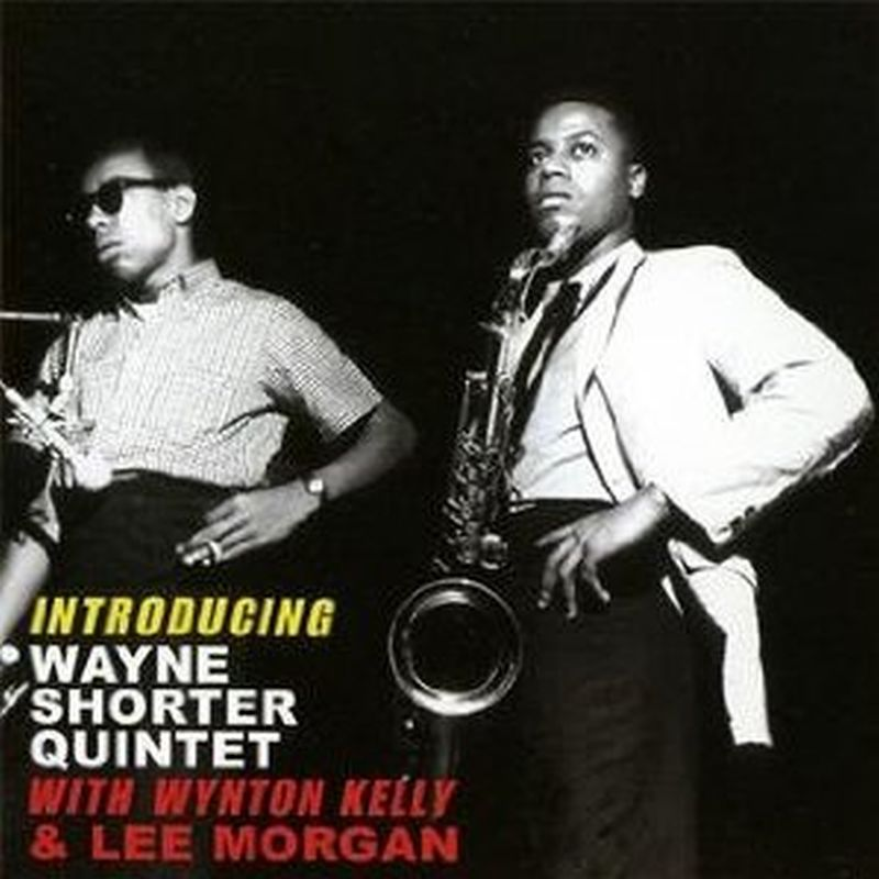 With Wynton Kelly And Lee Morgan