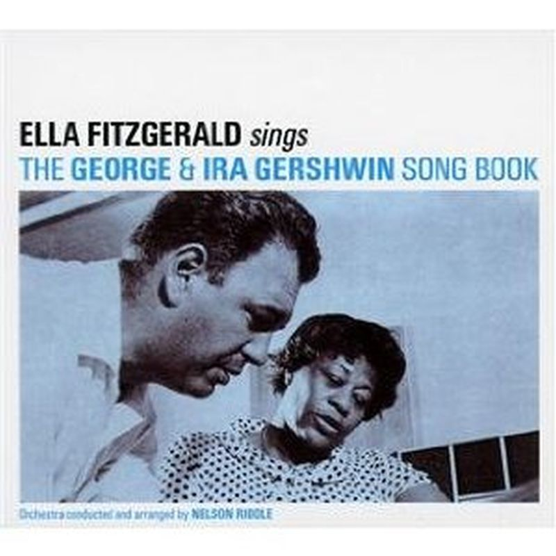 Ella Fitzgerald - Sings The George &amp; Gershwin Song Book - 3cd