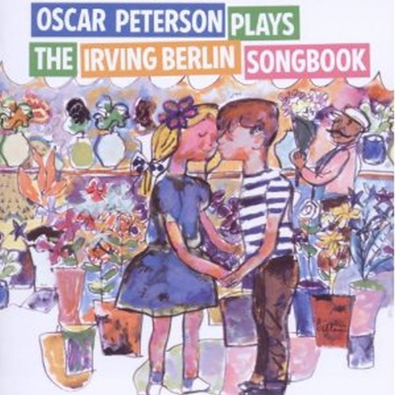 Oscar Peterson - Plays Irving Berlin Songbook - Cd