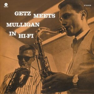 Getz Meets Mulligan In Hi