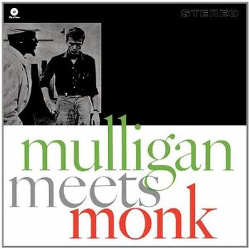 Gerry Mulligan/Thelonious Monk - Mulligan Meets Munk (ltd/rm/bonus - Lp)