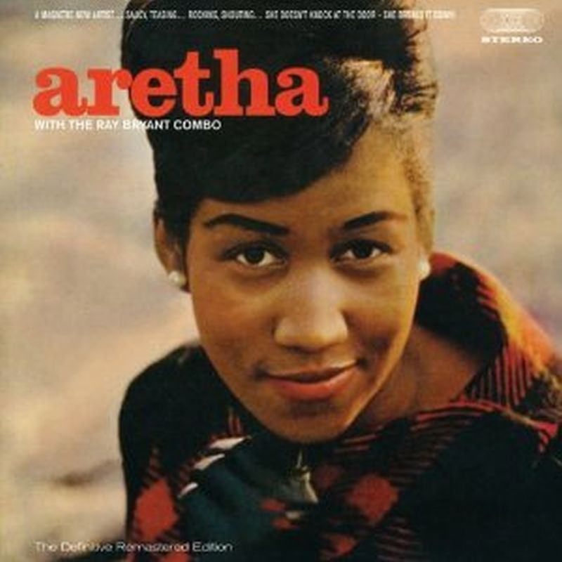 Aretha Franklin - With The Ray Bryant Combo - Cd