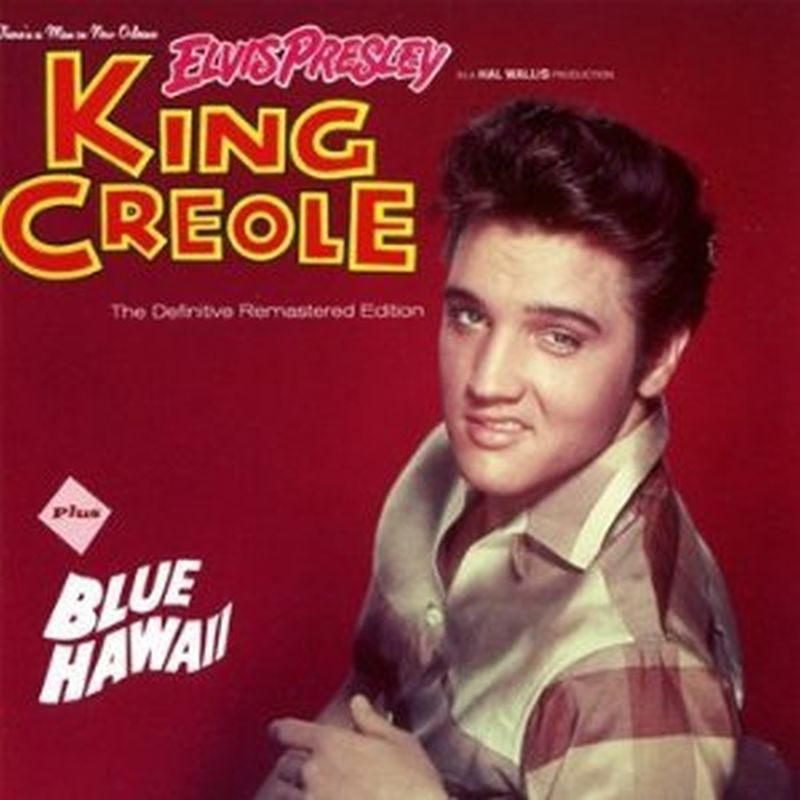 Elvis Presley - King Creole/blue Hawaii - Cd