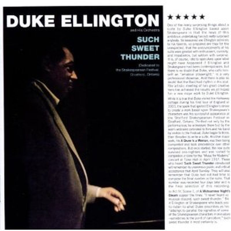 Such Sweet Thunder - Cd - Duke Ellington