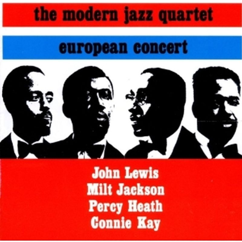 Modern Jazz Quartet - European Concert - Cd