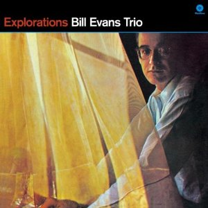 Bill Evans - Explorations (limited/180g/rm/bonus - Lp)