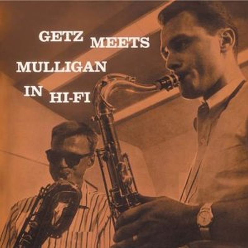 Stan Getz &amp; Gerry Mulligan - Getz Meets Mulligan In Hi-fi - Cd