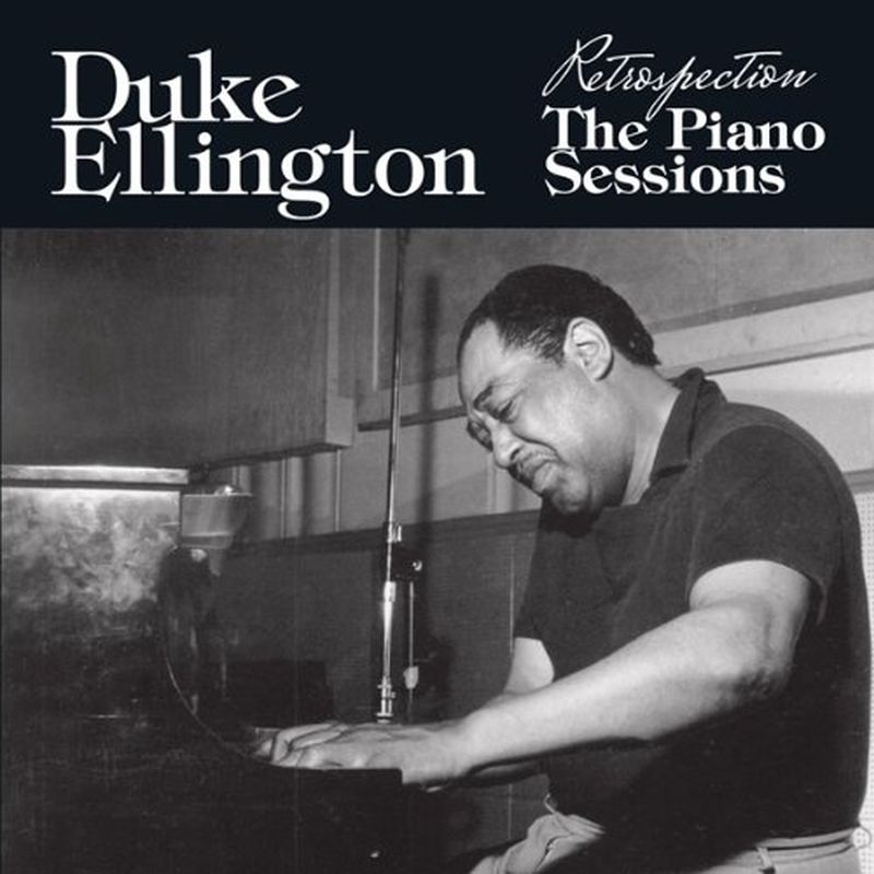 Duke Ellington - Retrospection: Piano Sessions (remastered/bonus Tracks - Cd)