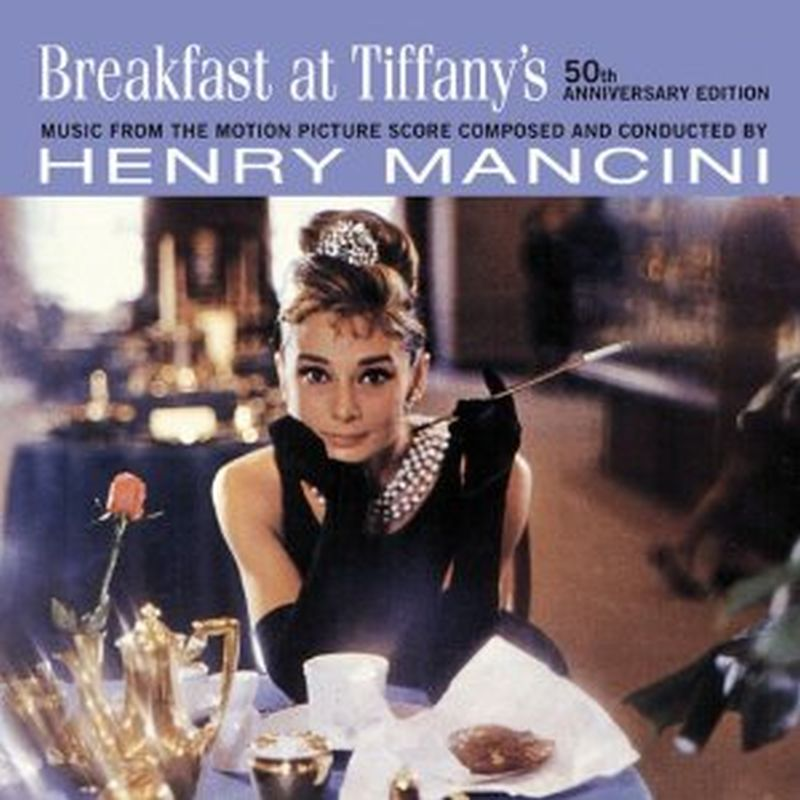 Henry Mancini - Breakfast At Tiffany's - Cd