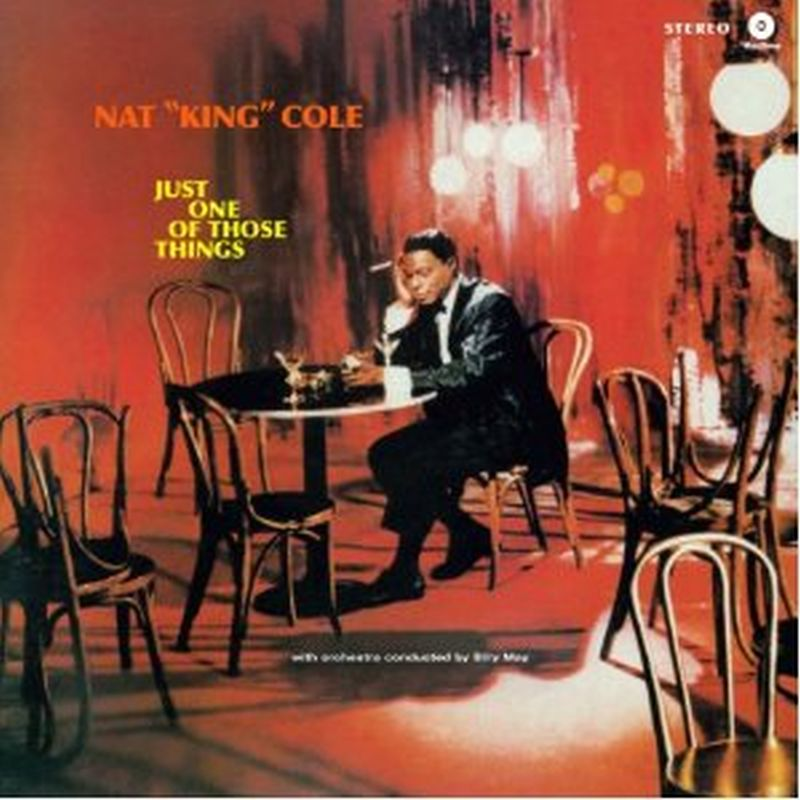 Nat King Cole - Just One Of Those Things (180g V.v./rm - Lp)