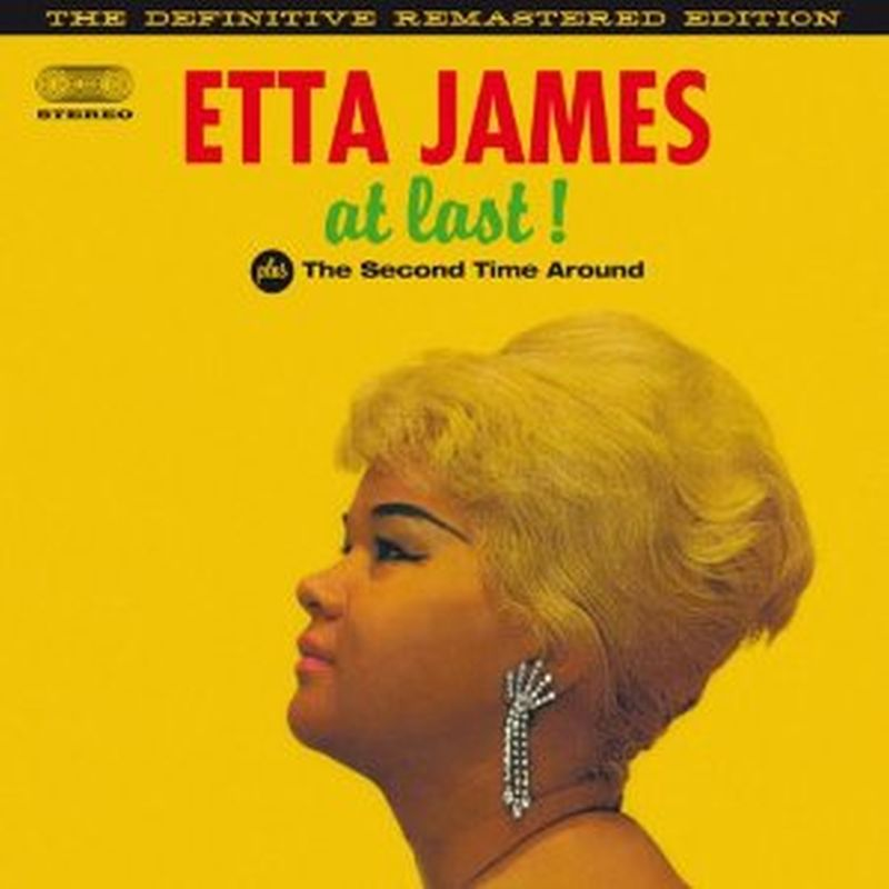 Etta James - At Last!/second Time Around - Cd