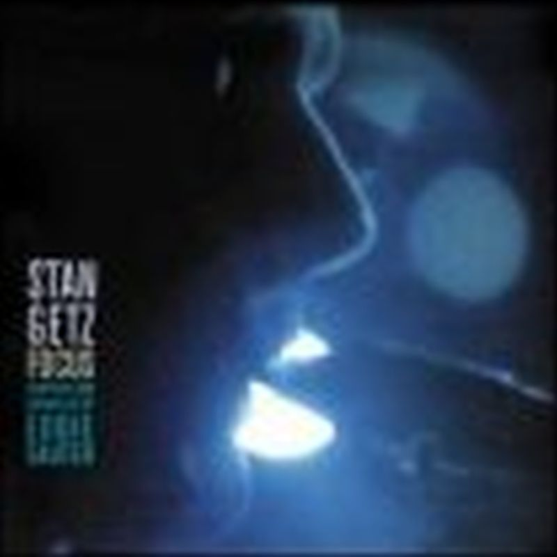 Stan Getz - Focus/cool Velvet - Cd