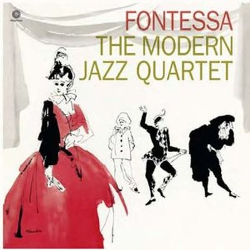 MODERN JAZZ QUARTET - Fontessa CD