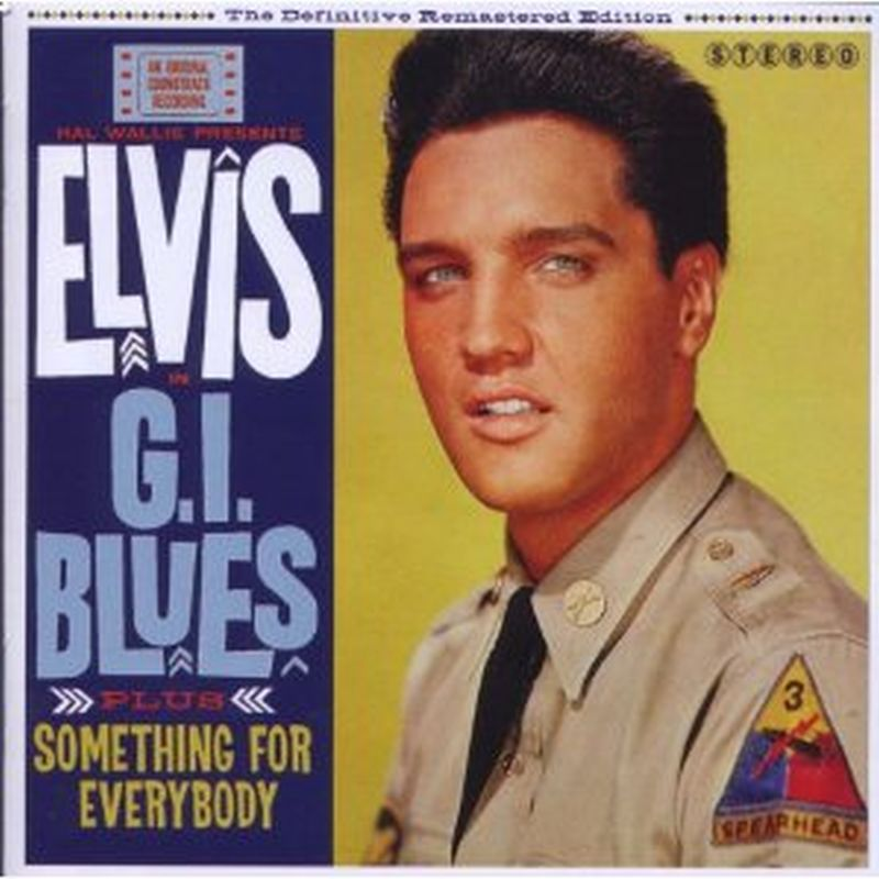 Elvis Presley - G.i. Blues/something For Everybody (bonus Tracks/remastered - Cd)