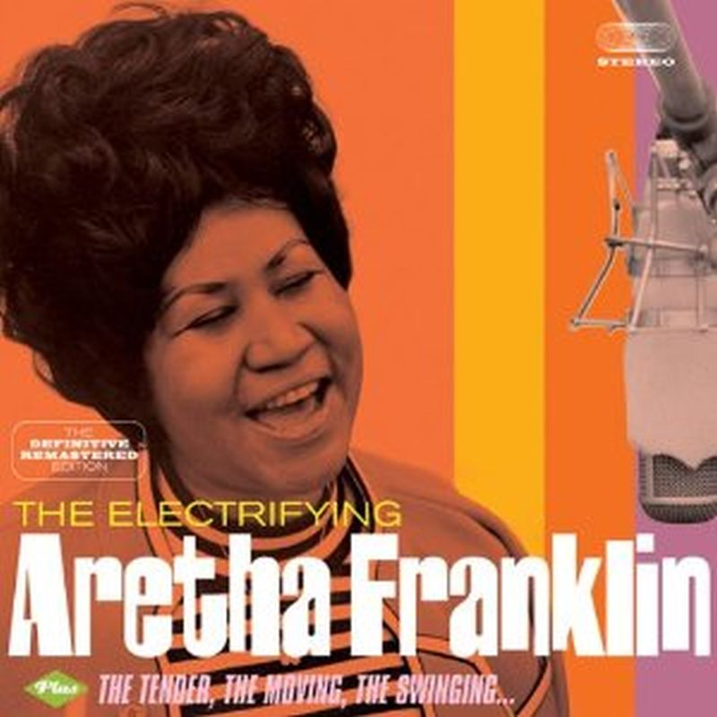 Aretha Franklin - Eletrifying/the Tender, The Moving, The Swinging.. - Cd