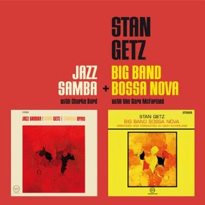 Stan Getz - Jazz Samba/big Band Bossa Nova - Cd