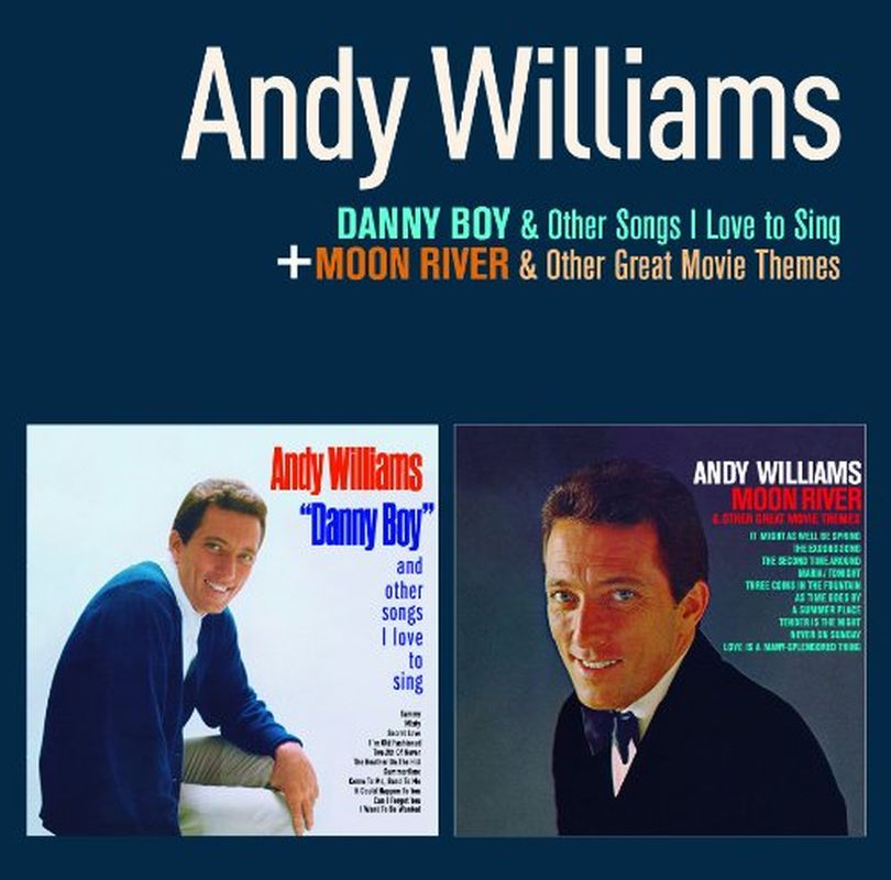 Andy Williams - Danny Boy/moon River (2 Albums On 1 Cd - Cd)