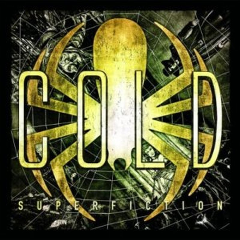 Cold - Superfiction - Cd