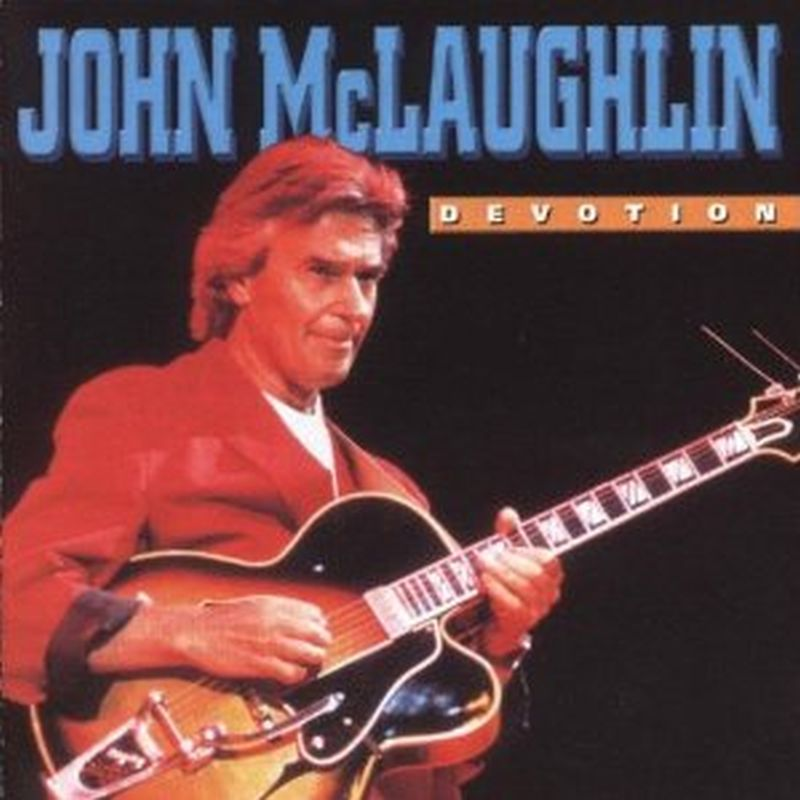John Mclaughlin - Devotion - Cd