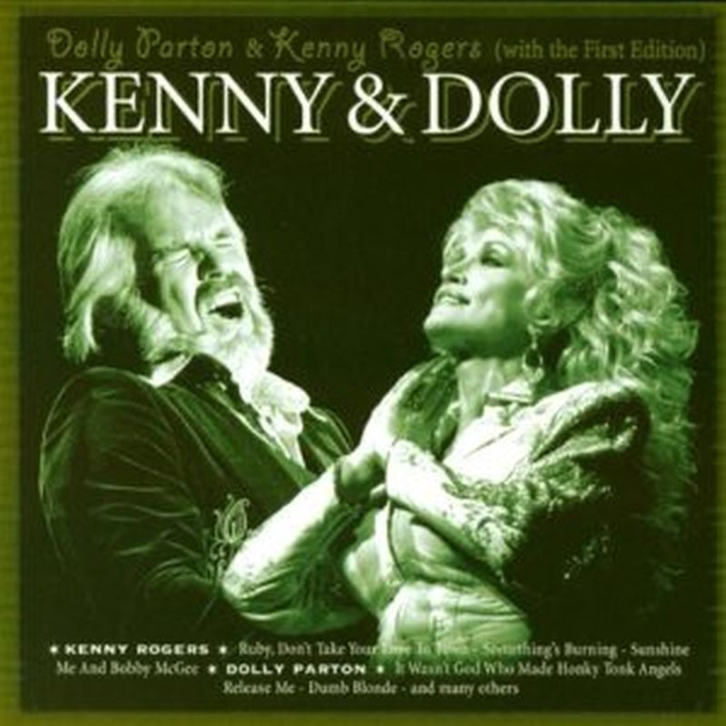Kenny Rogers/Dolly Parton - Kenny And Dolly - Cd