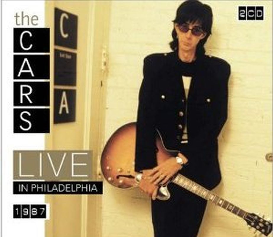 Cars - 1987: Live In Philadelphia - 2 Cd Set