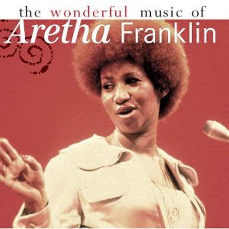 Aretha Franklin - The Wonderful Music Of - Cd