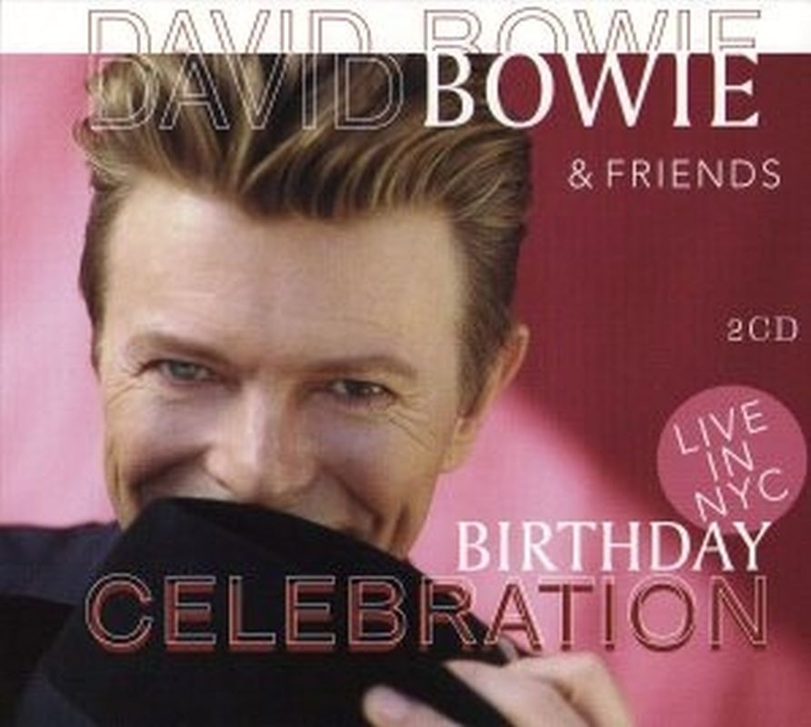 David Bowie - Birthday Celebration (gatefold - 3 Lp Set)