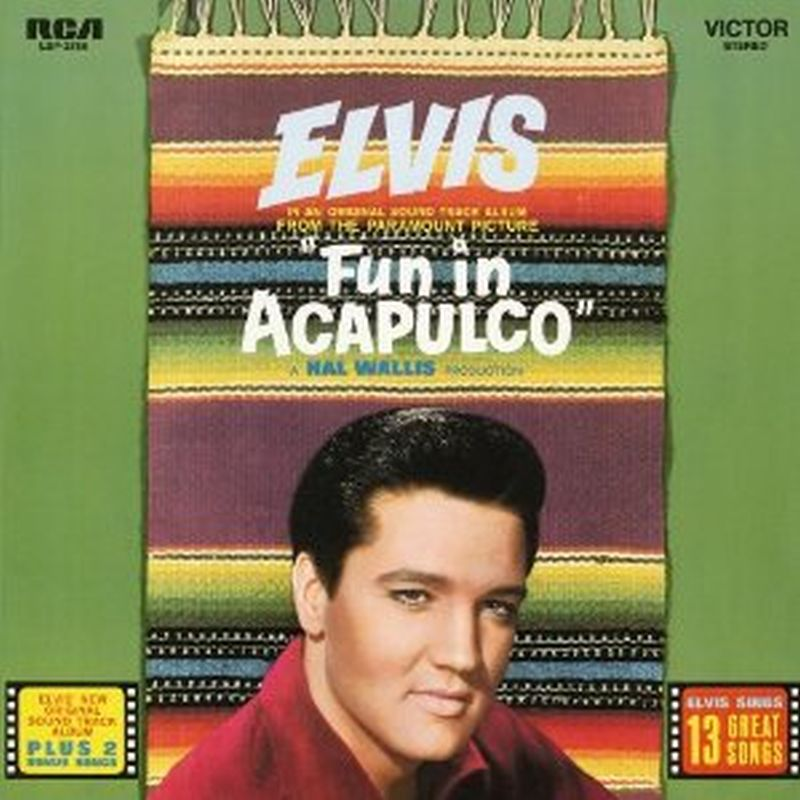 Elvis Presley - Fun In Acapulcco (remastered/180 Gram - Vinyl)
