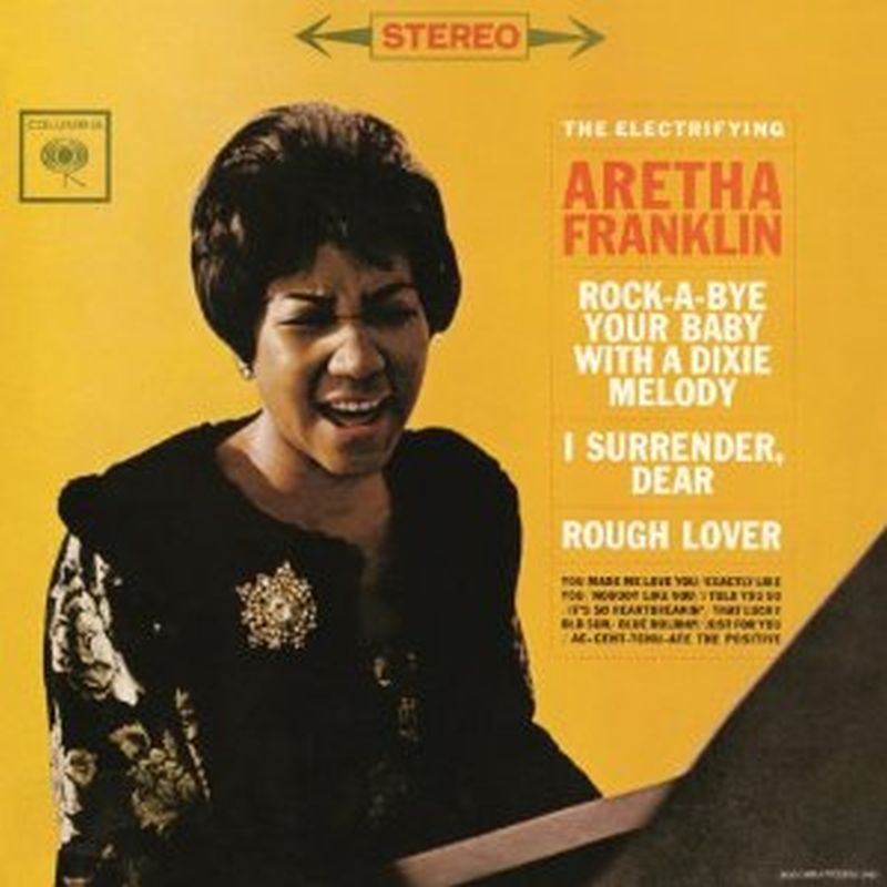 Aretha Franklin - The Electrifying (180g - Vinyl)