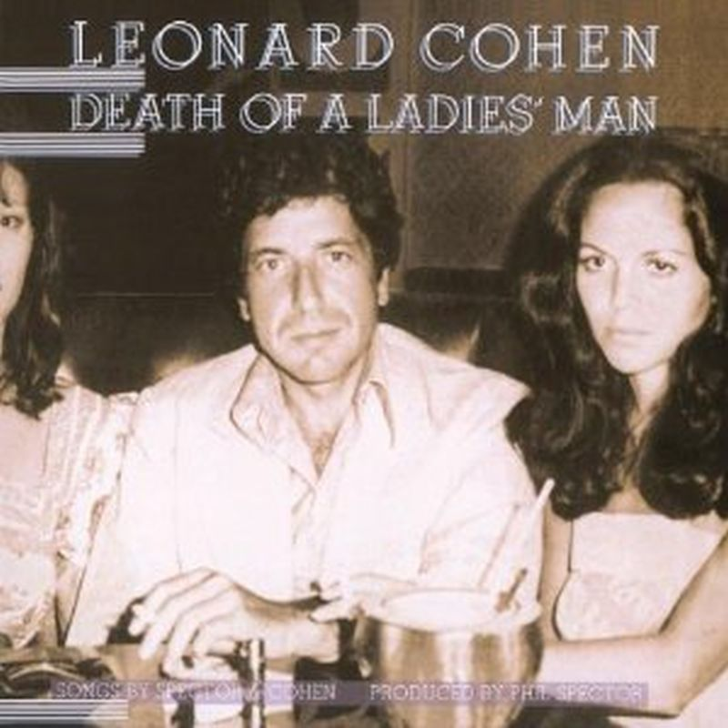 Leonard Cohen - Death Of A Ladies Man (180 Gram/gatefold - Vinyl)