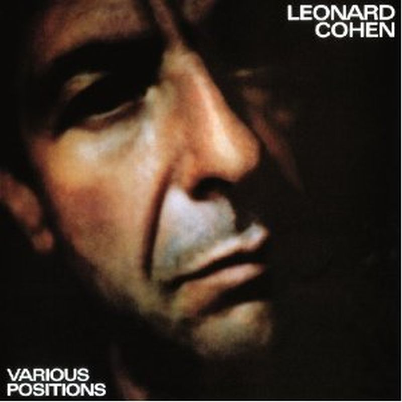 Leonard Cohen - Various Positions (remastered/180 Gram - Vinyl)