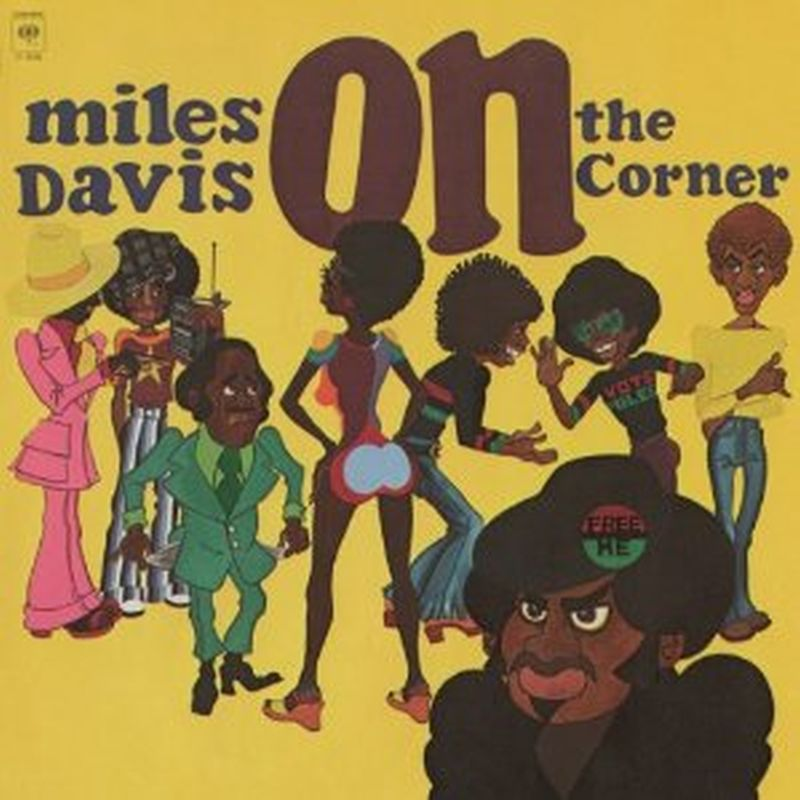 Miles Davis - On The Corner (180g/remastered/gatefold - Vinyl)